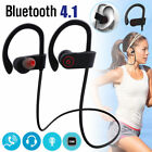 Bluetooth 4.1 Wireless Sport Stereo U8 Headsets Earphone Headphone In-ear Earbud