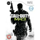 Call Of Duty 8 Modern Warfare 3 Game Wii Brand New