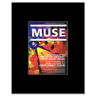 MUSE - Manchester/ Wembley 2010 Mini Poster - 10x13.5cm
