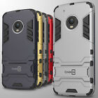 For Motorola Moto G5 Plus / Moto X 2017 Case Kickstand Protective Phone Cover