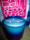 Bath & Body Works 3 Wick Candles - Pick your scent- NWT