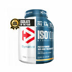 DYMATIZE NUTRITION ISO 100 WHEY PROTEIN ISOLATE ZERO CARB AND ZERO FAT ALL SIZES