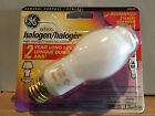 NEW GE BT15 100 Watt Halogen Soft White Light Bulbs