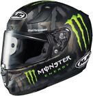 HJC RPHA-11 Pro Monster Energy Military Camo Motorcycle Helmet