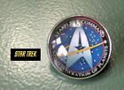 Star Trek Starfleet TOS TNG VOY Beyond Logo Command Brooch Badge P on eBay