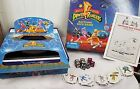 Mighty Morphin Power Tangers Battling Dice Game Milton Bradley Complete 1994