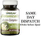 Lifeplan Boldo Complex 50 Caps,Kelp,Cider Vinegar,Burdock,Dandelion buy 4 at £24