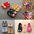 Children Kids Girls Toddler Cartoon Cute Sandals Summer Jelly Rubber Shoes Size