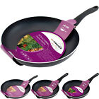 ALUMINIUM NON STICK COATED COOKING FRYING PAN KITCHEN FRYPAN SOFT TOUCH HANDLE