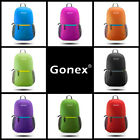 Gonex Outdoor Sports Camping Hiking Backpack Bag Folding Waterproof Day Packs