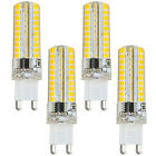 MENGS® G9 7W Silicion LED Light AC 220-240V 80x 2835 SMD Bulb In Warm/Cool White