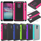 Protective PC+TPU Shockproof Armor Hybird Hard Case for ZTE Imperial Max Z963U