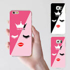 Cartoon Queen Print Phone Case Cover for iPhone5S 6S 7Plus Samsung GalaxyS5 Cool