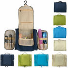 Travel Hanging Wash Toiletry Cosmetic Makeup Case Storage Organizer Bag Pouch