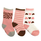 Sayoyo Baby Girl Cotton Socks NewBorn Infant Toddler Kids Soft Socks 3 Pairs