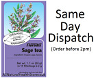 Floradix Salus Haus Sage Tea 15 filterbags Buy 2 at £8.80..or 4 for £16.00...
