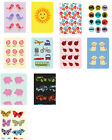 Travel Card Bus Pass Holder Wallet Rail Oyster Card - Cars Flowers Pigs Birds