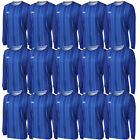 Umbro Men's Continental Long Sleeved Football Jersey Team Kit 5 10 15 Shirts