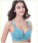 New Lace Brassiere Underwire Thin Padded Bra Size 34 36 38 40 42 44 CUP BCD WX25