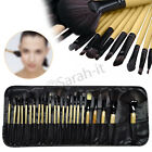 24/32 Pcs Professional Make Up Brush Set Foundation Brush Kabuki Makeup Brushes <br/> Higher Quality?Soft Hair?Free&amp;Fast Deliver?UK?