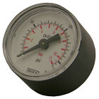 "ATG4 -PCL 1/8 BSP Rear Entry Pressure Gauge For Use With 1/4"" & 1/2"" Regulators"