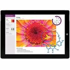 """Microsoft Surface 3 Multi-touch Tablet(10.8"""",1.6gh, 4g Lte, Windows 8.1, Silver)"""