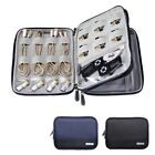 Portable Digital USB Cable Earphone Travel Insert Storage Organizer Bag Cases #5