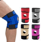 New Sports Knee Pads Biking Brace Kneecap Patella Supporting Crashproof Wrap