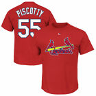 St. Louis Cardinals Majestic Youth Player Name And Number T-Shirt