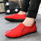 New Fashion Flats Shoes Mens Casual Slip On Loafers breathable moccasins