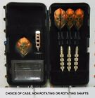 Viper Darts 22 gm Silver Thunder Skull with Horns Steel Tip Dart Set W /Options