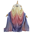 Star Wars Costume Revenge of the Sith Padme Amidala Lake Dress Cosplay Costume $112.99 AUD
