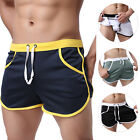Men's Casual Shorts Fitness Sports Gym Hot Pants Workout Running Short Pants