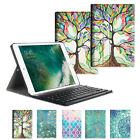 Apple iPad Slim Shell Stand Cover w/ Magnetically Detachable Bluetooth Keyboard