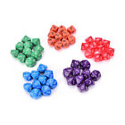 10pcs multi sides dice D10 gaming dices for RPG games hot sale TB