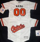 Baltimore Orioles MLB Infant Replica Jersey add name and number