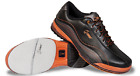 Men's Hammer Force Bowling Shoes Orange/Black w/ Soles and Heels RH Size 8 - 13