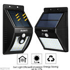 Solar Power 28 LED 16 LED Motion Sensor Outdoor Garden Security Wall Light Lamp