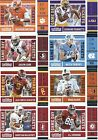 2017 Panini Contenders Game Day Football cards - Complete Your Set !!