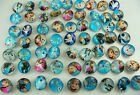 Mix diy charm Chunks series for Snap Button Chunks charm Wholesale 18mm p8
