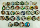 Mix diy charm Chunks series for Snap Button Chunks charm Wholesale 18mm p19