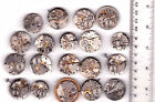 Lot of 19 MEN WATCHES  Vintage Movements Steampunk Art  or for parts