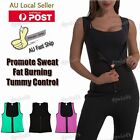 Hot Sweat Shirt Body Shapers Women Neoprene Sauna Tank Top Vest Cellulite Reduce