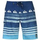 Quiksilver Mens Sets 19 Board Shorts Beach Pants Boardshorts Lightweight Print