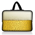"13"" Beer Laptop PC Sleeve Bag Case Cover+Hide Handle For 13.3"" Apple Mabook Pro"
