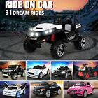 Kids Electric Ride on Car Jeep Racing Toys Motorbike Motorcycle W/Remote Control