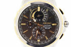 Men's Seiko SSC376 Coutura Perpetual Solar Two-Toned Stainless Steel Watch