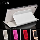 PU Leather Flip wallet Phone Case Cover skin For Huawei Ascend P6 mini