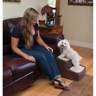 Pet Gear Easy Step I & II Dog Cat Stairs, Ladder for Couch or Bed, Portable
