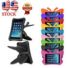 Kids Cartoon Butterfly Shockproof EVA Foam Stand Cover Holder Case For iPad Mini